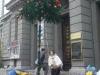коледна елха за Плесио на площад Славейков