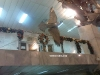 новогодишна украса на фоайето на ВМА