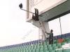 Главболгарстрой на откриването на Националния Стадион Васил Левски