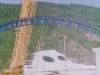 специализирана помощ по пренасяне на шесттонна лодка